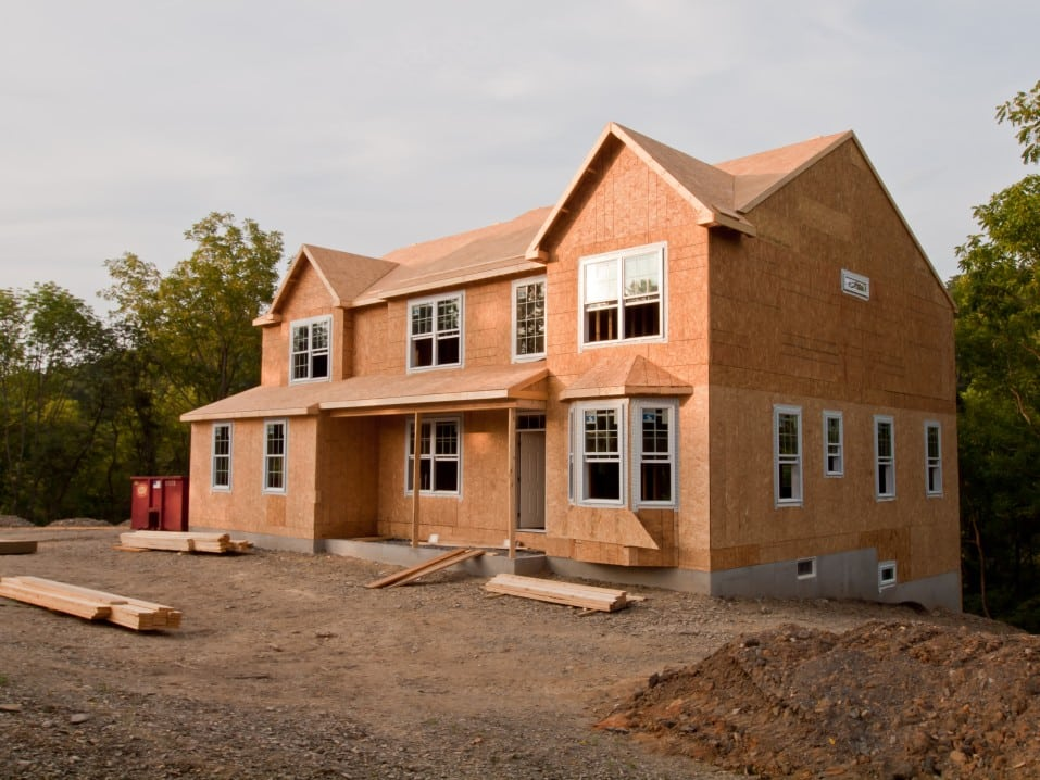 Building a Residential Home Construction Site