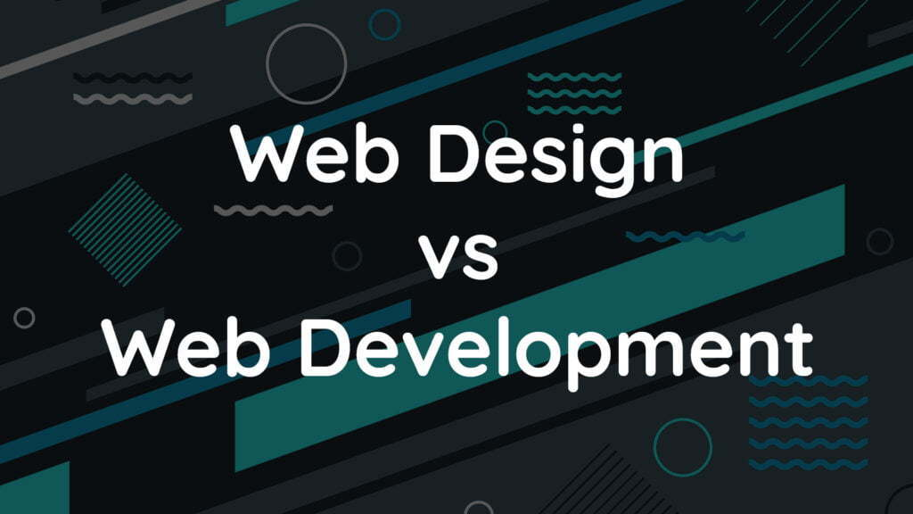 Web Design vs Web Development at Iconic Web HQ