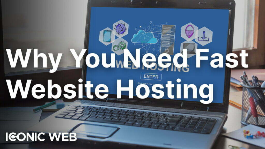 Why Fast Website Hosting Is Crucial for Small Business